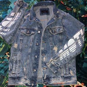 Denim's Jacket 🧥